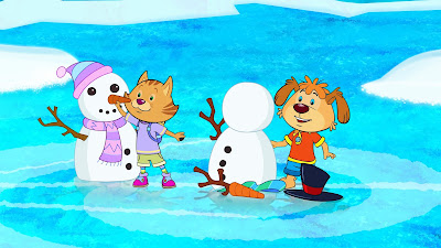 Pip Ahoy Christmas Ahoy! children aged 2-6