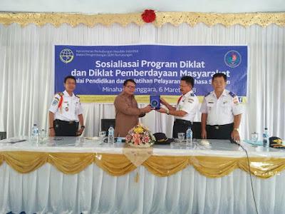 BDP Minsel Gelar Sosialisasi, Pemkab Dorong Putra-putri jadi Pelaut Andal