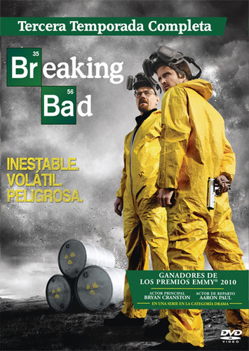 Breaking Bad (Serie de TV) (Temporada 3) (2010) [MKV – 720p] [Latino]
