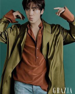 """Profile dan Daftar Drama Kim Jung Hyun """"Mr Queen"""""""