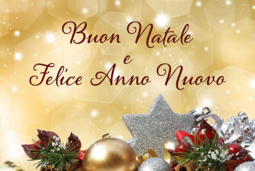 merry christmas and happy new year in italian language buon natale e felice anno nuovo