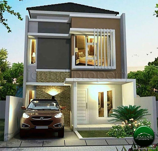 Rumah Baru di Tiyasan Condongcatur