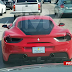 Tyga's Ferrari repossessed over failure to pay lease payments..(photos)