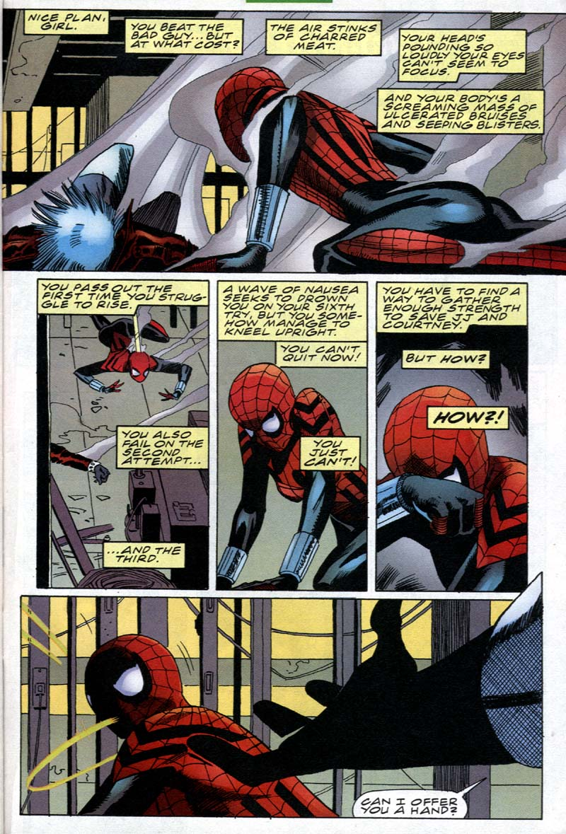 Spider-Girl (1998) Issue #25 #28 - English 35