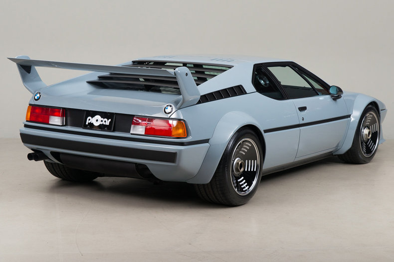 Restored 1979 BMW M1 Procar Is As Good As New | Carscoops