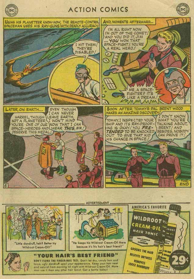 Read online Action Comics (1938) comic -  Issue #169 - 23