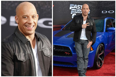 Jaket Kulit Vin Diesel Fast And Furious
