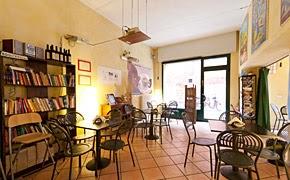 Café de la Paix – Sala Banco del pane