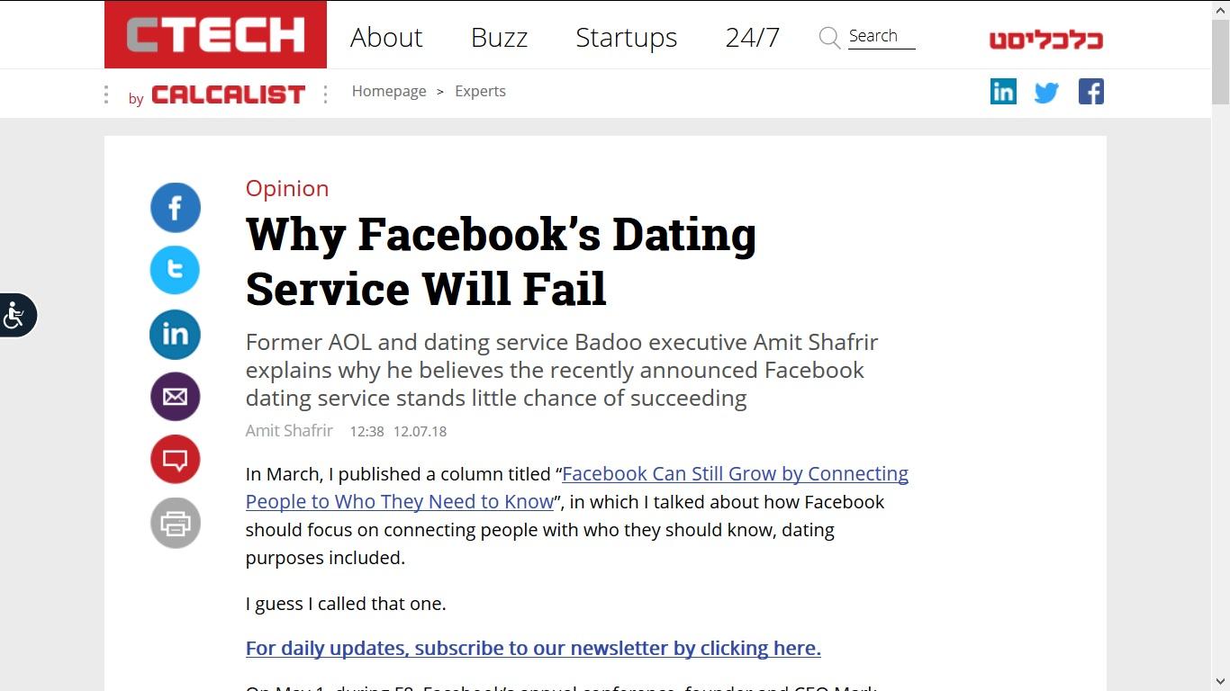 Päivittäinen mash online dating