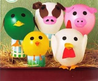 Animal Ballons
