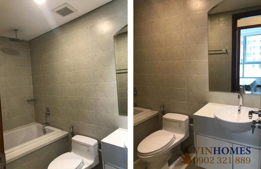 Cho thuê căn hộ 1 phòng ngủ Officetel tầng 28 Landmark Plus - hinh 2