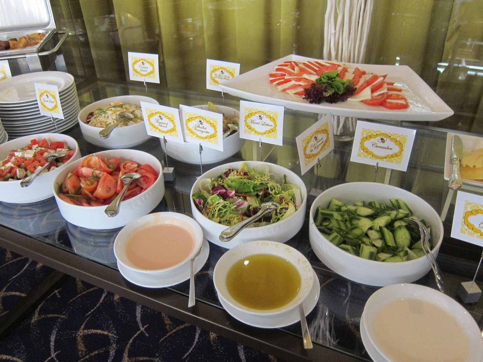 Culinary Delights By Saba Wahid Mimis Bumble Bee Baby Shower Ptc