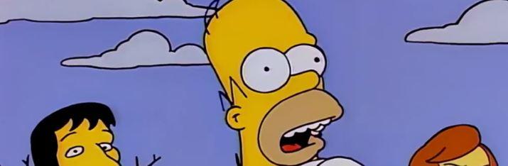 Escriben el último capítulo de Los Simpsons