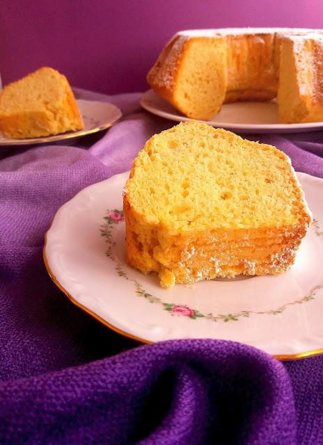 Tradycyjna babka ucierana / Polish Bundt Cake