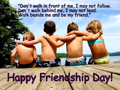 best friendship day quotes wallpaper 3