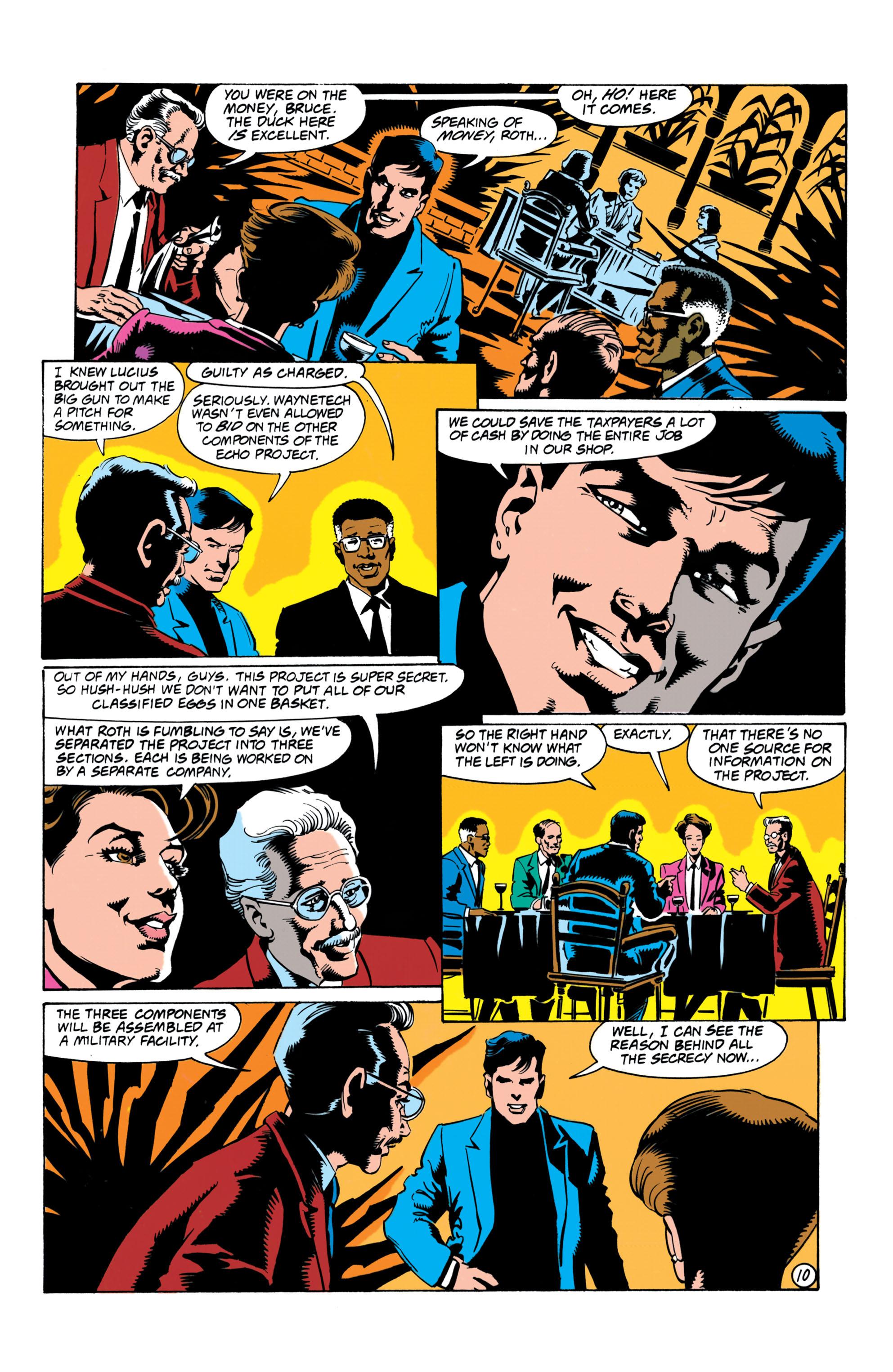 Detective Comics (1937) 657 Page 10