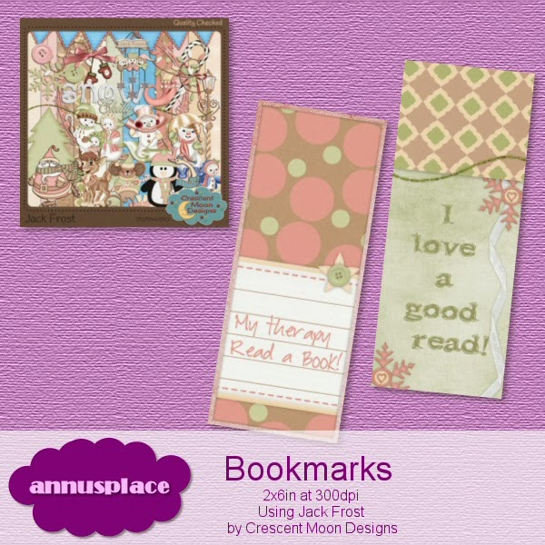 Pic of Preview of Bookmarks