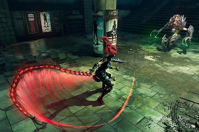 تسريب تاريخ إصدار لعبة Darksiders 3 من طرف أحد المتاجر ، موعد إطلاق لم يكن متوقع …