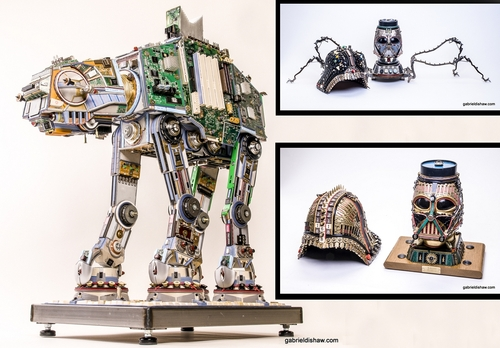 00-Gabriel Dishaw-Star-Wars-Environmentally-Friendly-Upcycling-and-Recycling-www-designstack-co