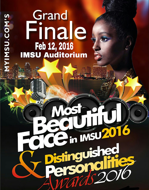 Imsu VC comfirmed as chief awardee as MBFII Grand finale set to take Imsu by storm don't miss out [FIND DETAILS HERE]