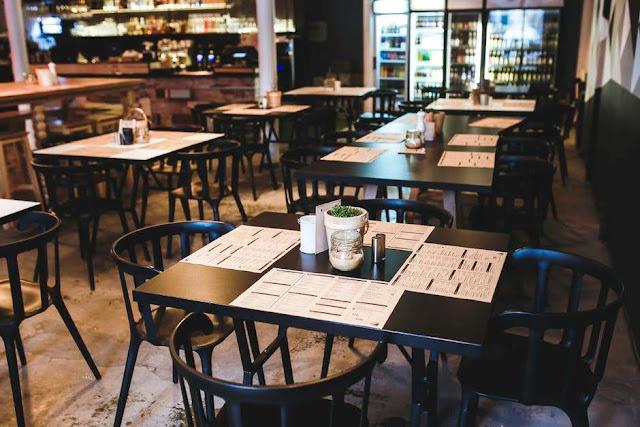 Penataan Area FOH Restoran
