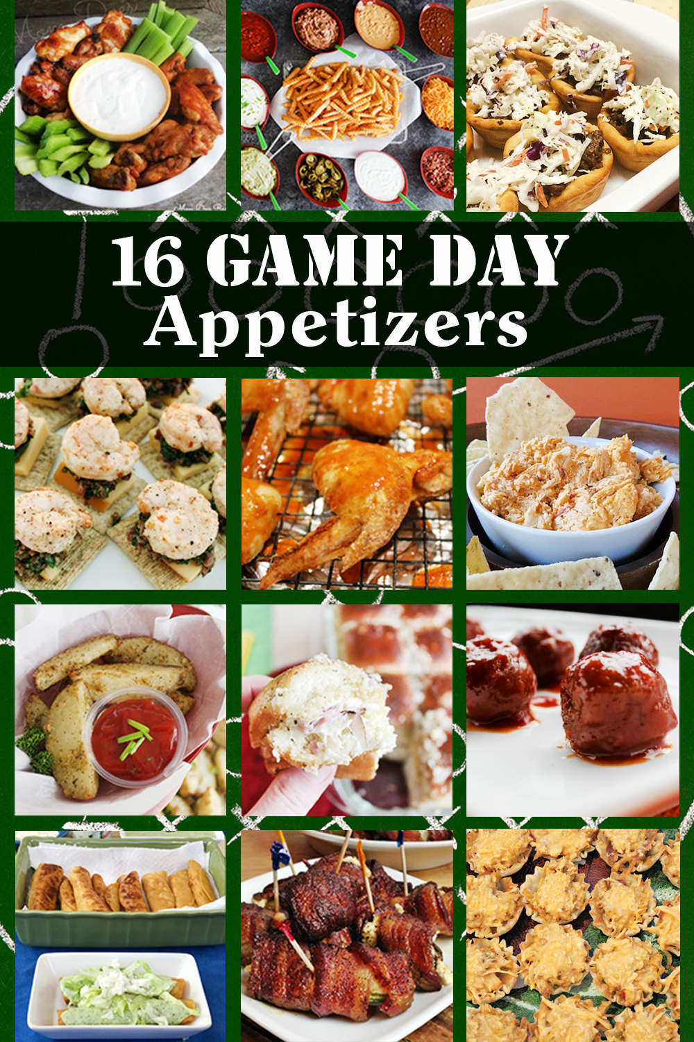 Southern Mom Loves: 16 Awesome Game Day Appetizers To Make