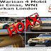 Heboh Tukang Kebon Bernama Ahmad Sukarno Ternyata Pemilik Mobil-mobil Mewah di London: Hoax!