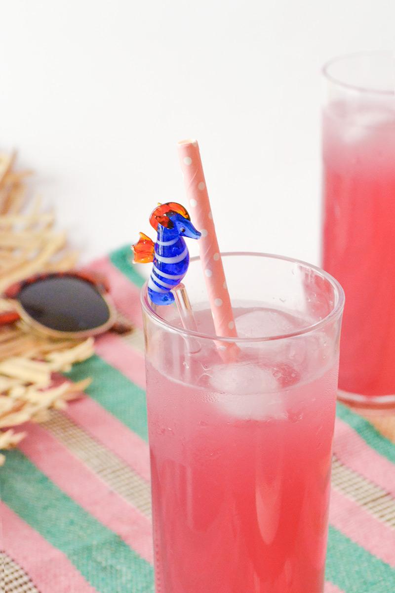 Receita da bebida mais linda do mundo: limonada rosa! | dcoracao.com