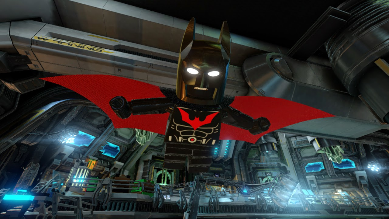 0de3faa932b58 Collecting Toyz: LEGO Batman 3: Beyond Gotham Adds Batman Beyond ...