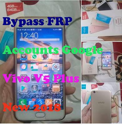 Bypass-FRP-Akun-Google-Hapus-Lock-Pattren-Vivo-V5-plus-(PD1624F)