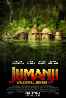 Jumanji: Welcome to the Jungle [2017] Hollywood Movie Download From Simpletorrent