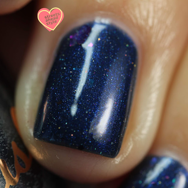 My Indie Polish The Wedding October 2018 HHC swatch by Streets Ahead Style