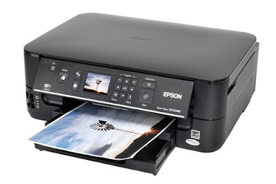 Epson Stylus SX535WD Printer Driver Download