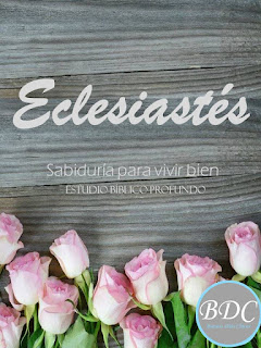 Estudio bíblico profundo del libro de Eclesiastés para mujeres