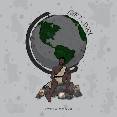 The World Famous Tony Williams - The 7th Day (EP) - Album Download, Itunes Cover, Official Cover, Album CD Cover Art, Tracklist