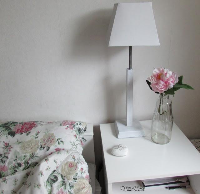 Makuuhuone sisustus