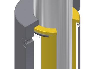 KOSTYRKA clamping sleeve