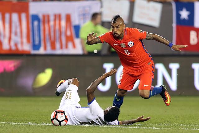 Chile y Panamá en Copa América Centenario, 14 de junio de 2016