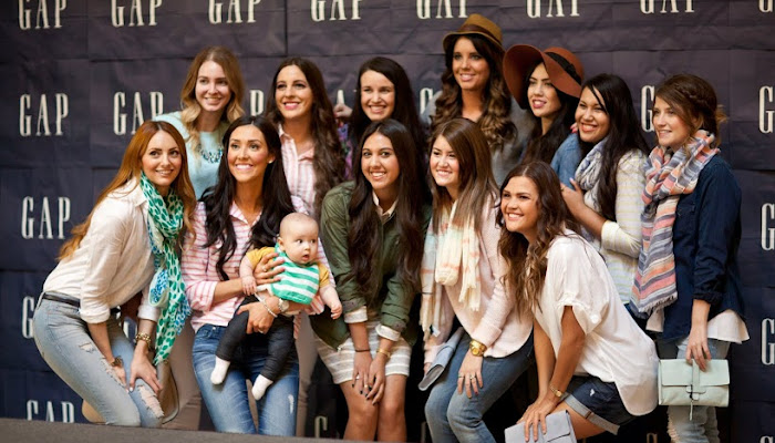 Tổng quan thương hiệu thời trang Gap