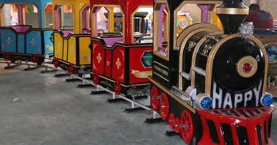 Quality Trackless Trains for Sale with Best Prices in ...