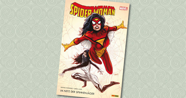 Spider-Woman 1 Cover Panini Comic