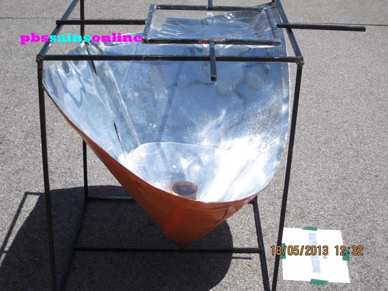 Cara Membuat Dapur Solar