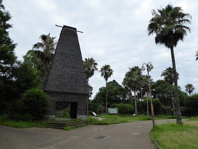 花博記念公園鶴見緑地 南太平洋諸国の庭園