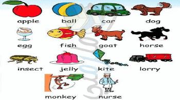 قاموس انجليزي مصور للأطفال