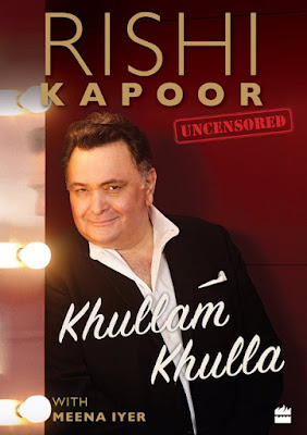 Rishi Kapoor's Khullam Khulla Autobiography Released