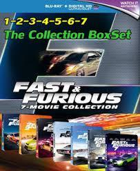 Fast & Furious เร็ว..แรงทะลุนรก รวมภาค 1-7 [BoxSet FULL HD]