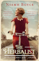 THE HERBALIST - WINNER IRISH BOOK AWARDS