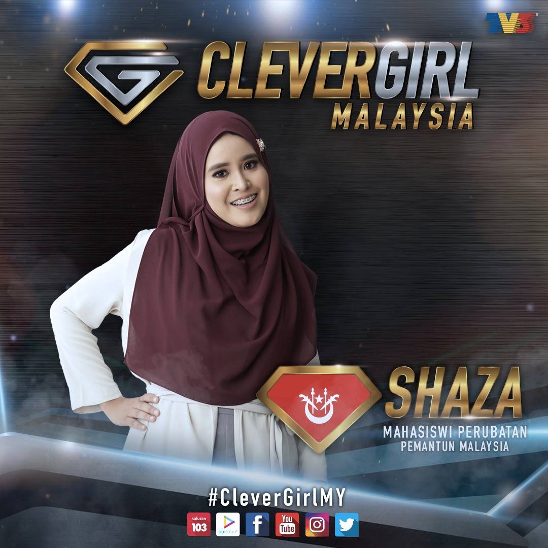 Shaza Clever Girl