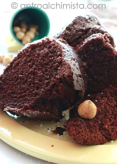 Ciambella al Cacao Bertolini