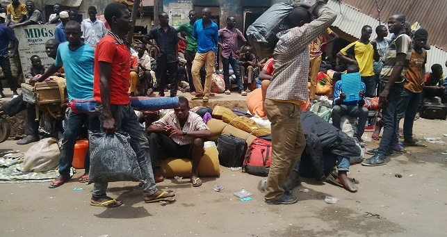 hausas displaced clash yorubas ile ife